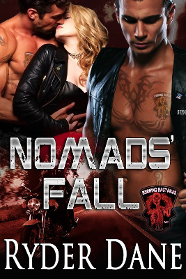 Nomad's Fall (Burning Bastards MC Book 2)