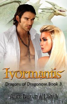 Ivormantis, Dragons of Dragonose 3