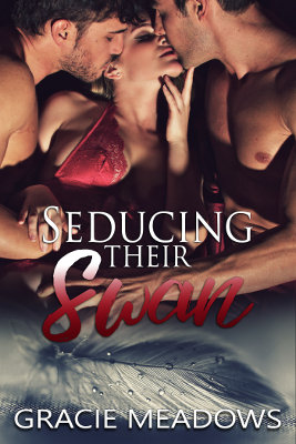 Seducing Their Swan (Wickedly Ever After)